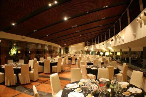 Elige el Hotel Cigarral para convenciones o eventos empresariales