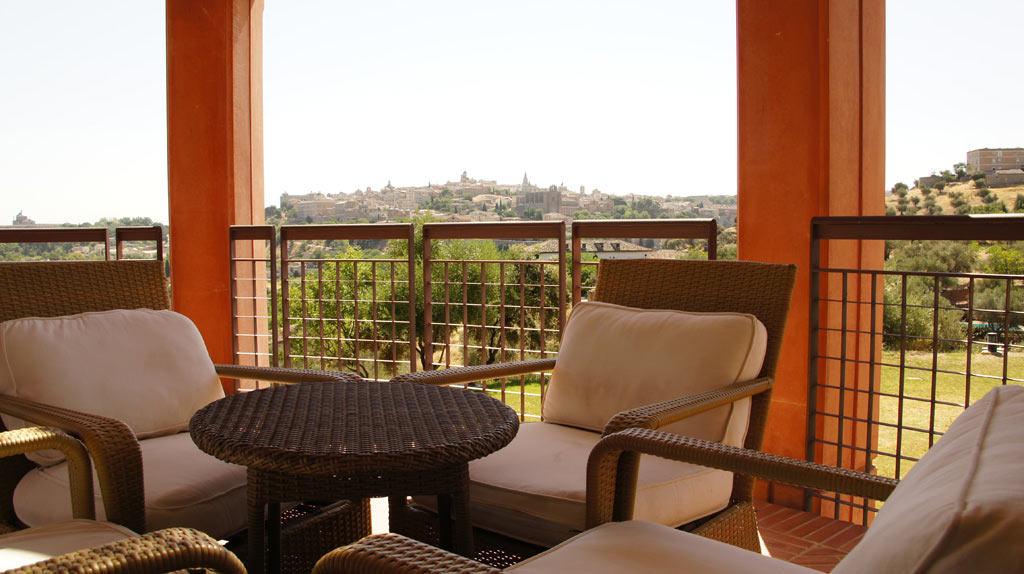 Hotel Cigarral El Bosque - Suite Terrace